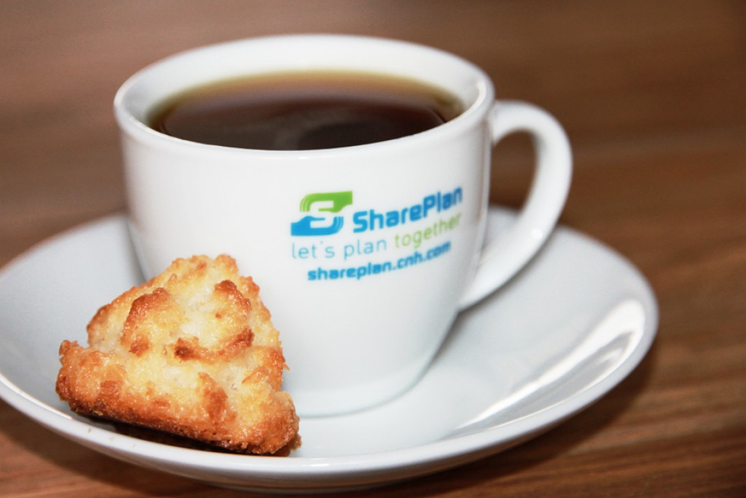 SharePlan espresso cup