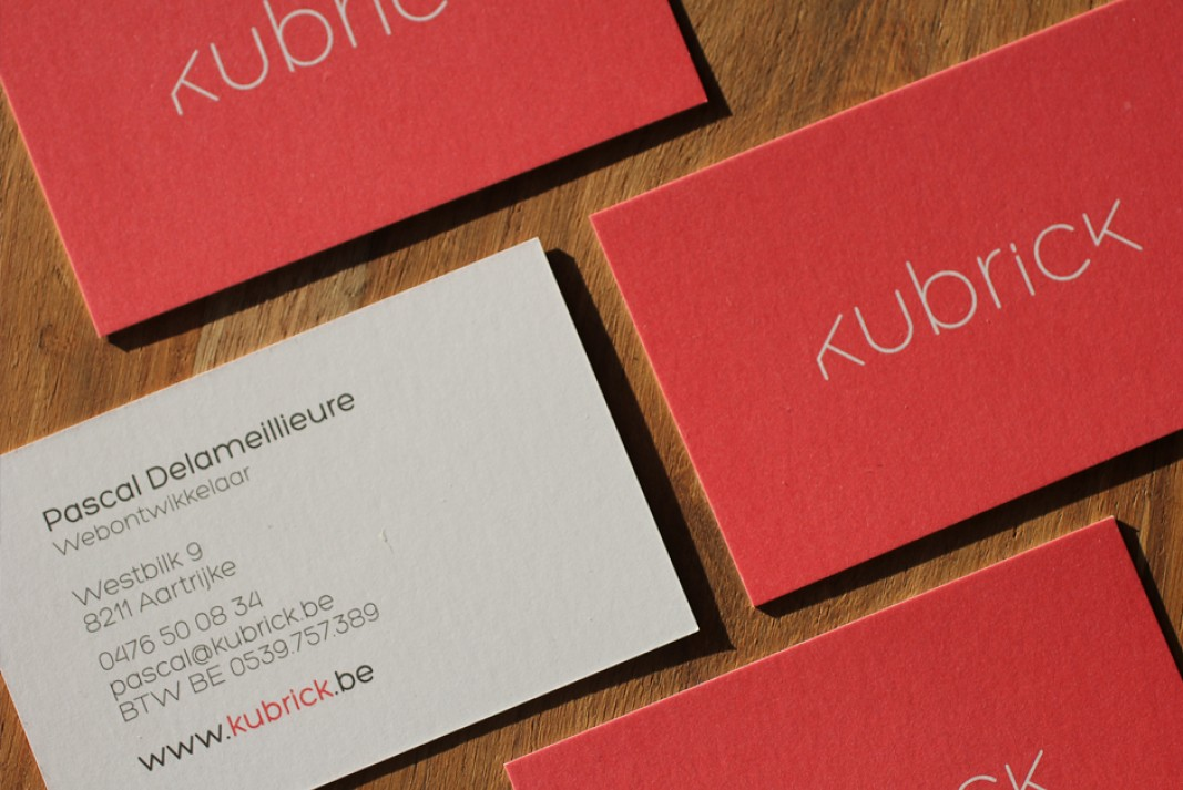 businesscard Kubrick
