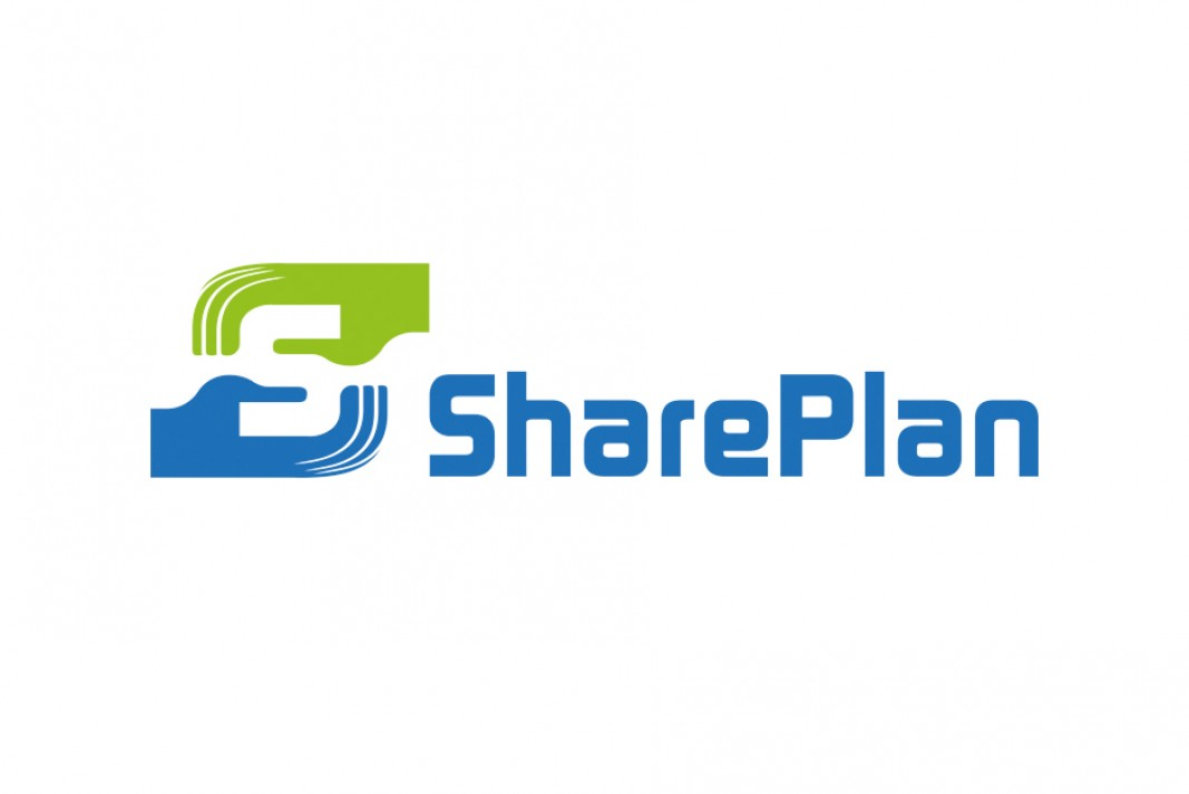 SharePlan logo