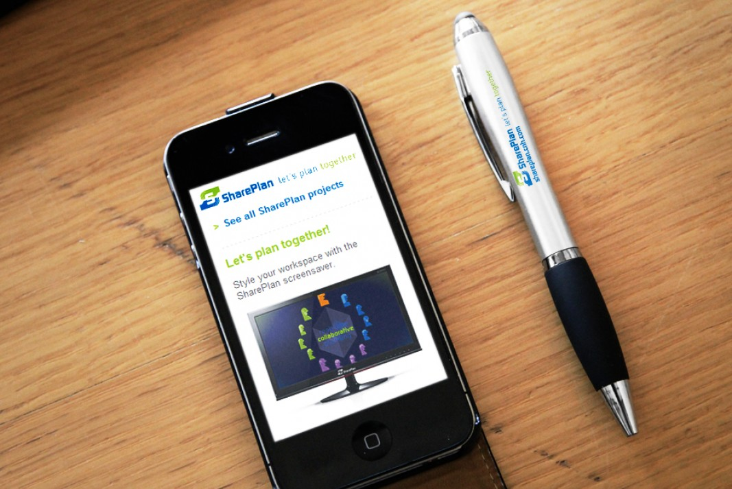 SharePlan pen
