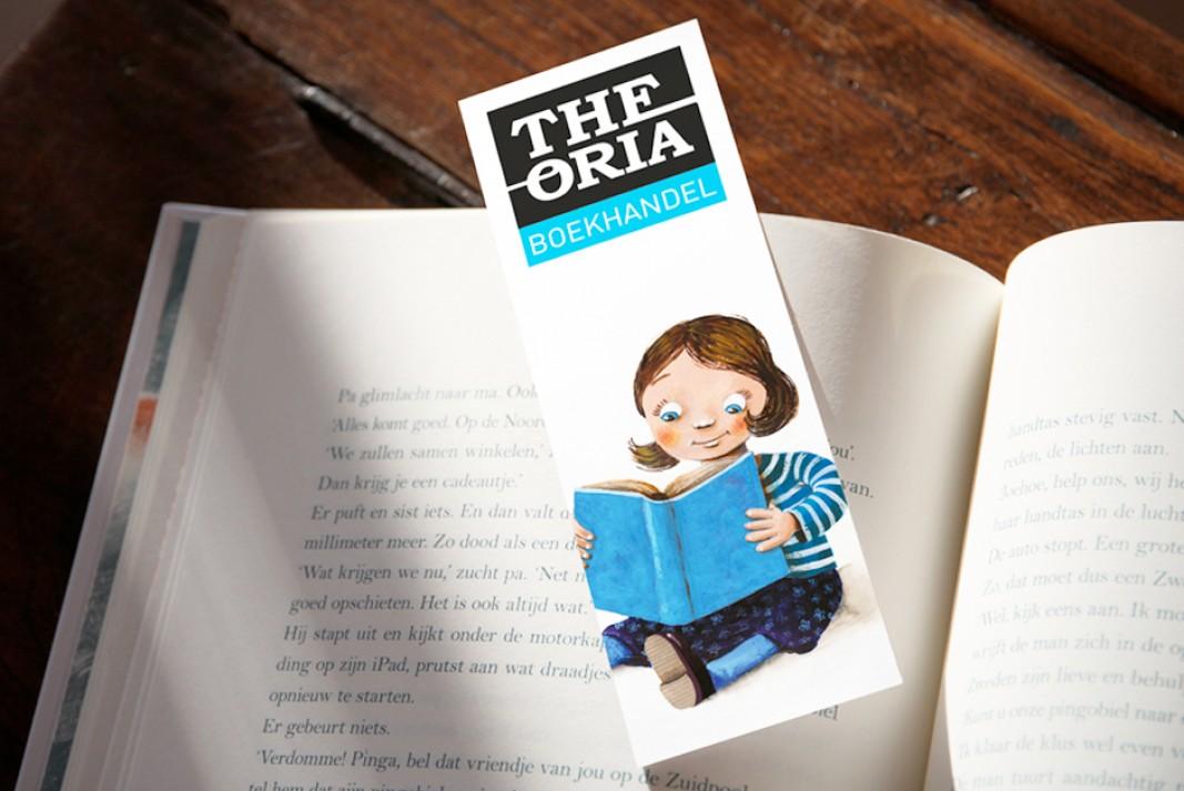 Theoria bookmark Ria